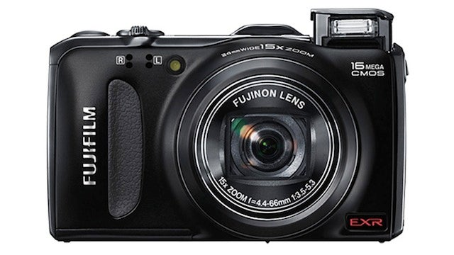 Fujifilm's F600EXR Lets You Hunt the Best Shooting Spots via GPS