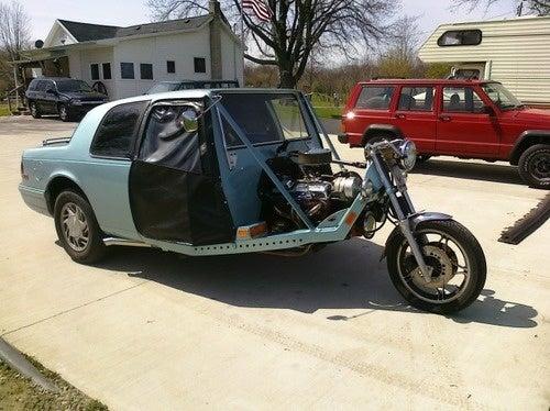 Cougar Trike
