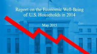 Fed Survey: We're Poor, Unless We're Rich