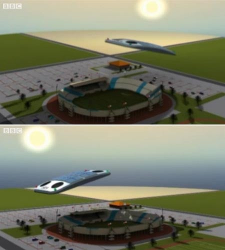 "Qatar may build ""cloud tents"" for the 2022 World Cup"