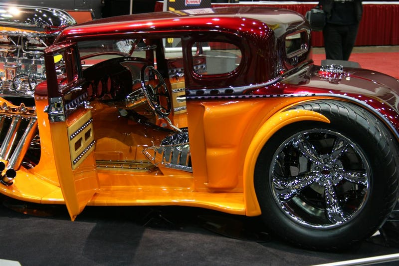You Want Crazy? Pro Comp 1930 Ford Coupe