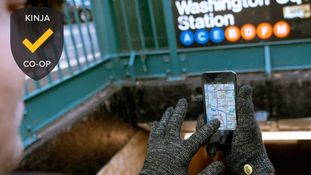 Most Popular Touchscreen Gloves: Glove.ly