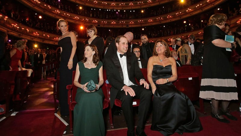 "BAFTA Names Movie About Space Starring 2 Americans ""Best British Film"""
