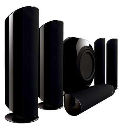 KEF KHT5005.2 Surround Speakers