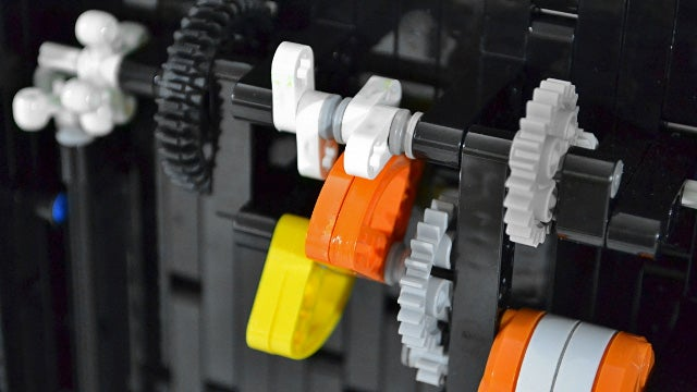 Too Bad This Amazing Lego Digital Clock Will Keep You Awake All Night