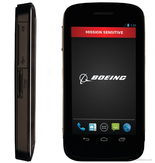 Boeing Can Into Smartphone?