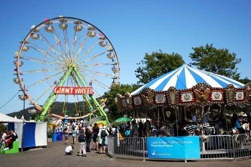 Solar-Powered County Fair Makes So Much Sense