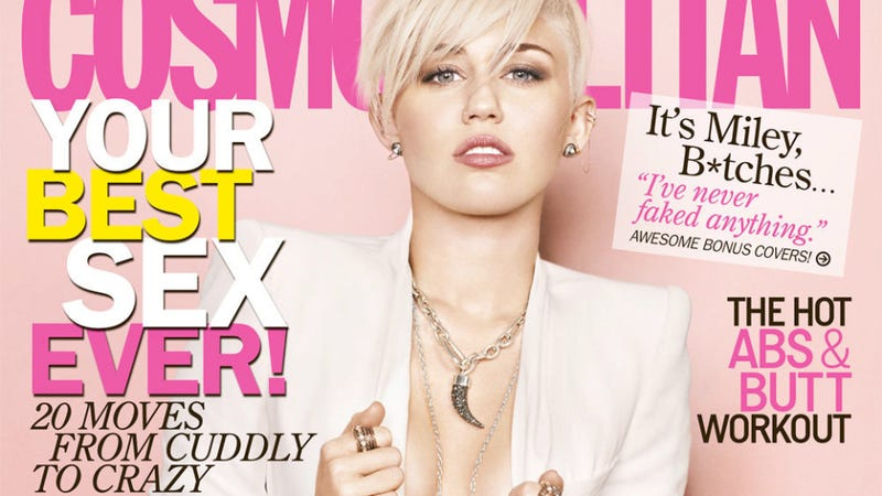 The New Cosmo Will Have Less Sex Advice, Fewer Gay Men