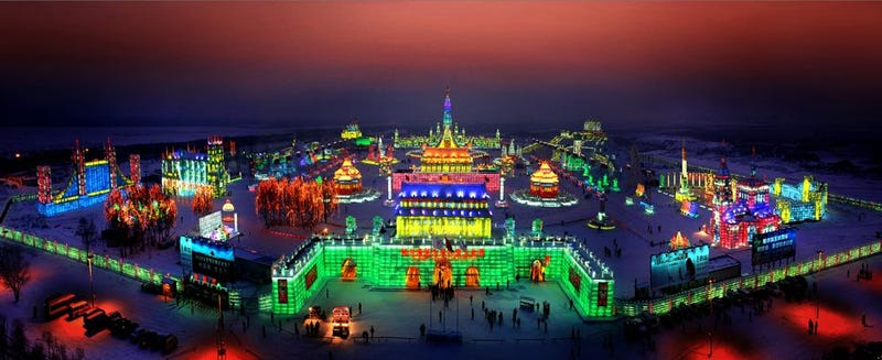 Harbin 2014, sooo pretty!