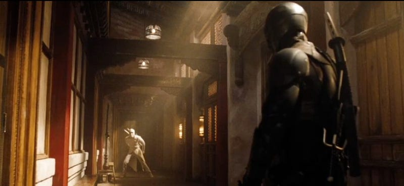 G.I. Joe: Retaliation Super Bowl Screencaps