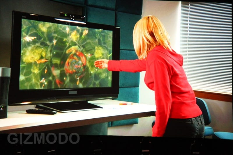 Xbox 360 Project Natal: Full-Body Motion Control One-Ups the Wii