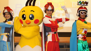 Toyota Uses Power Rangers To Teach Children Traffic Safety In Japan