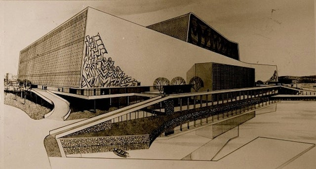 Designs for Great Architectural Landmarks that Were Never Built