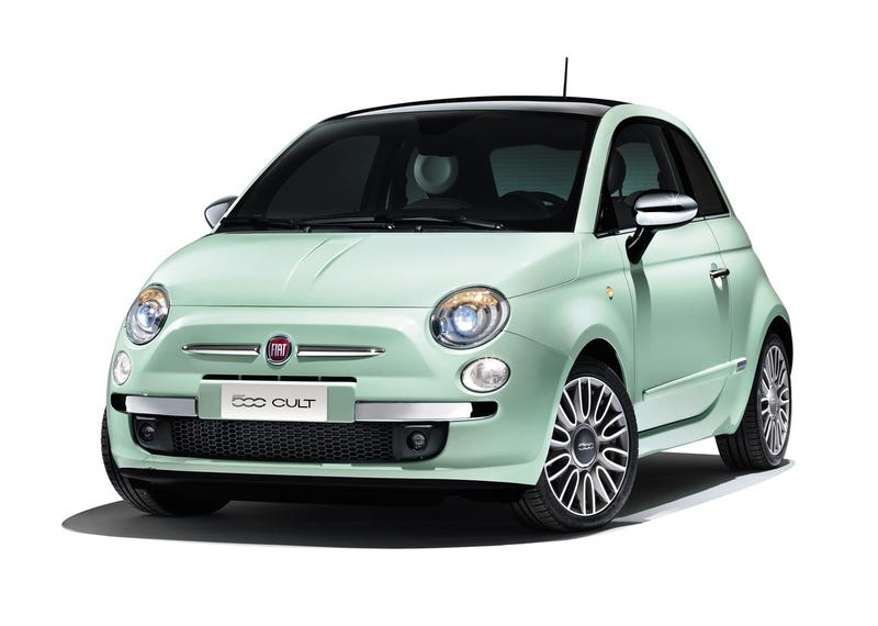 The Refreshed FIAT 500