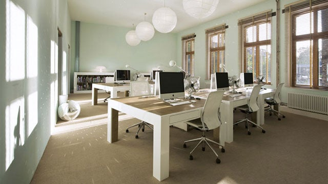 Light and Natural: The Offices of Parasol Island