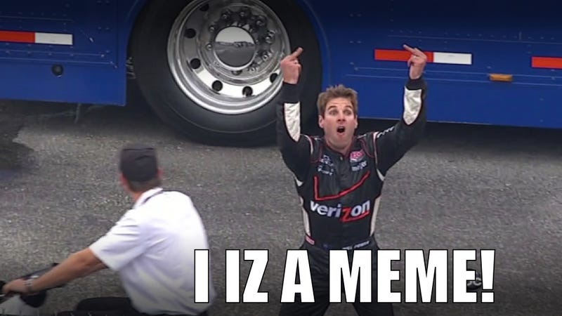 Will Power is now a meme