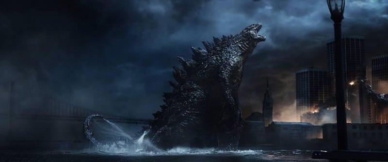 How Do You Get Inside Godzilla's Head?