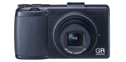Ricoh GR Digital III Point-and-Shoot's Fast 28mm f/1.9 Lens Makes Our Hands All Sweaty