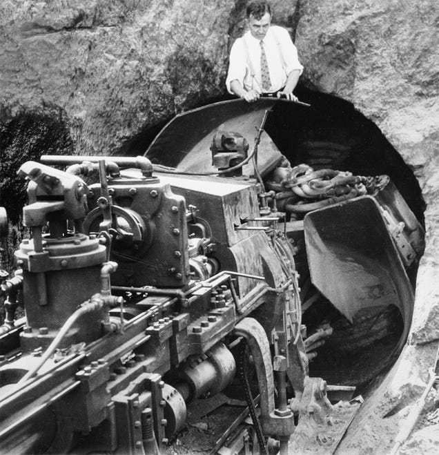 24 Digging Machines That Created a World Beneath Our Feet