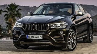 Here's Your 2015 BMW X6