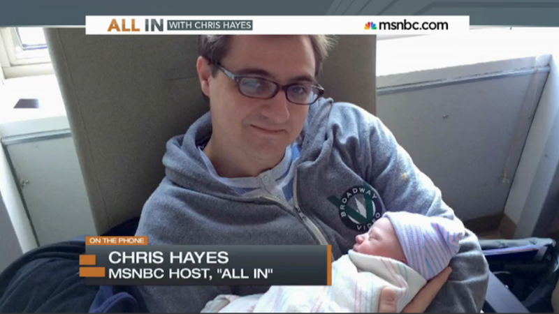 Chris Hayes Dishes Out A+ Smackdown on 'Neanderthalish' Mike Francesa