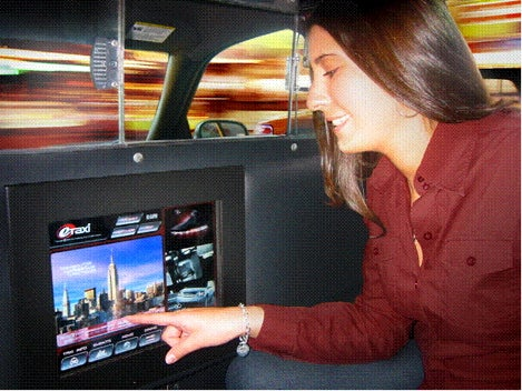 Sneak Peek at NYC's Future Taxis