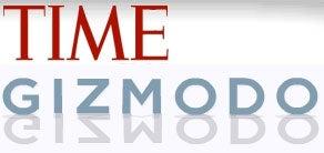 Time Magazine Spreads the Link Love to Gizmodo