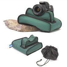 Camera Stabilizing Bag Stabilizes, Transports