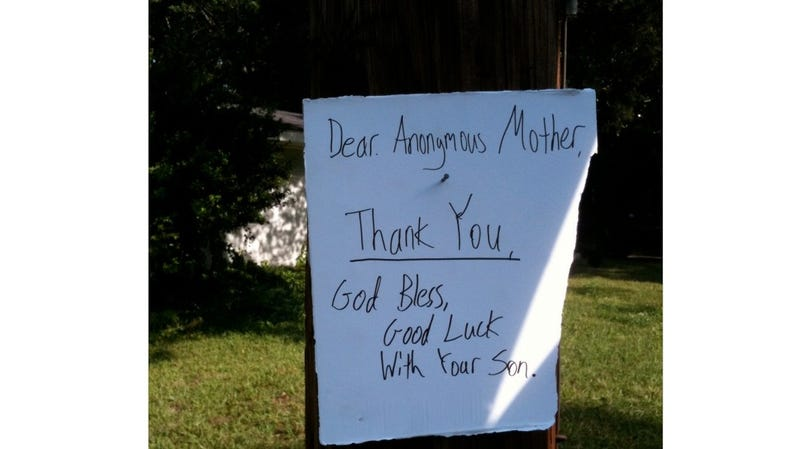 The Kids With The Ole Miss Stolen Laptop Write A Thank You To Whomever