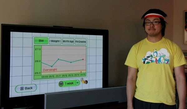 Wii Fit Review By a Formerly Fit Geek