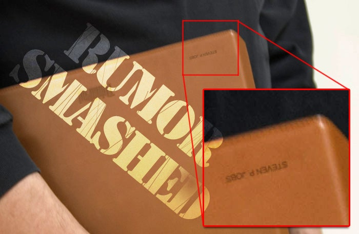 Fake Steve Jobs' Photo With a Fake ThinkPad Reserve