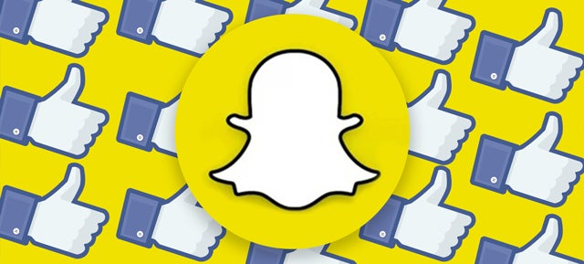 Report: Facebook Is Building an App to Take On Snapchat (Again)