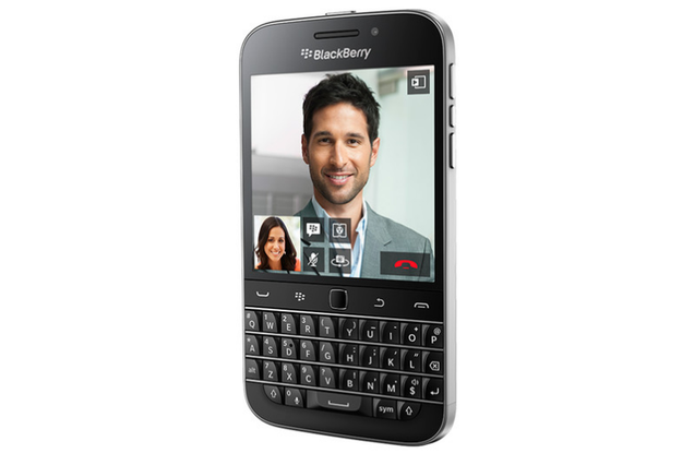 BlackBerry Classic: Back to the Basics
