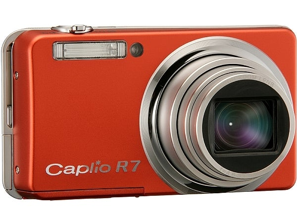 Ricoh Rolls out its Seventh Generation Caplio R