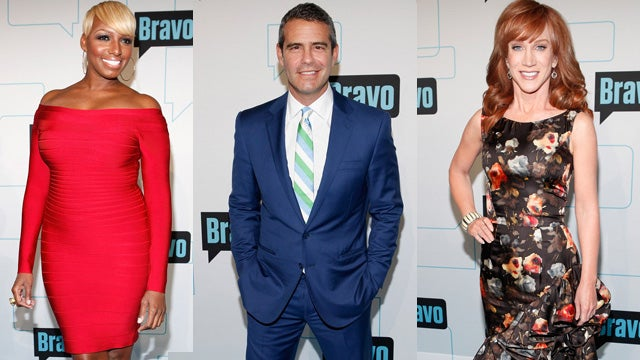 Where Bankrupt Women Wear Louboutins, AKA the Bravo Upfronts