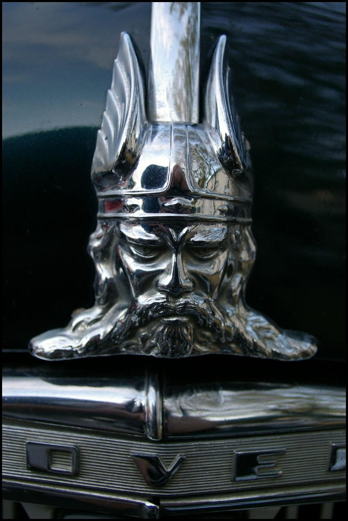 Hood Ornament Of The Month: 1960 Rover 100