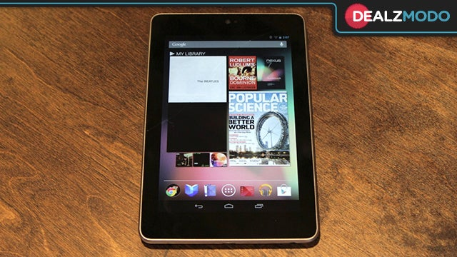 A $100 Nexus 7 Is Your Deal of the Day
