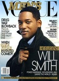 Men's Vogue: Not Afraid Of Black People