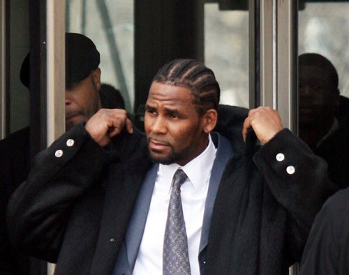 R. Kelly's Old Lawyer Closing for Rod Blagojevich