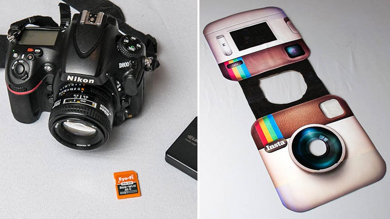 Giant Working Instagram Camera Is This Year's Costume To Beat
