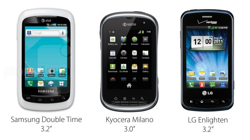 After iPhone 5 the Only Small Phones Left Are All Horrible
