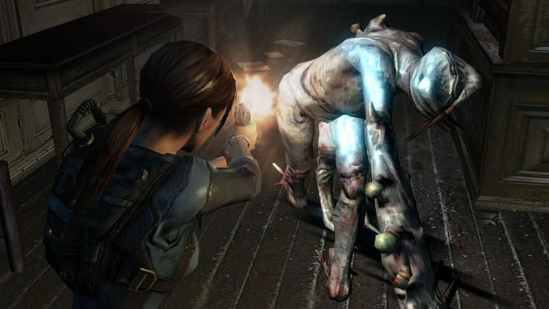Resident Evil: Revelations is a Frightening, Delightful Experience