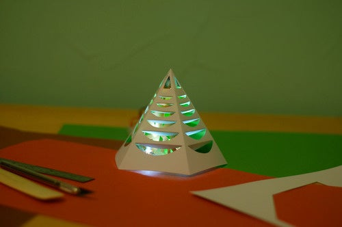 Papercraft Tree Gallery