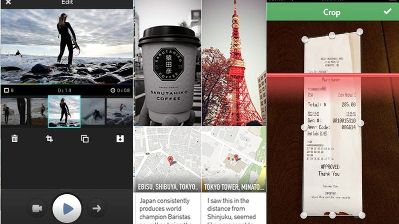 iPhone Apps of the Week: Receiptmate, Snap Save, and More
