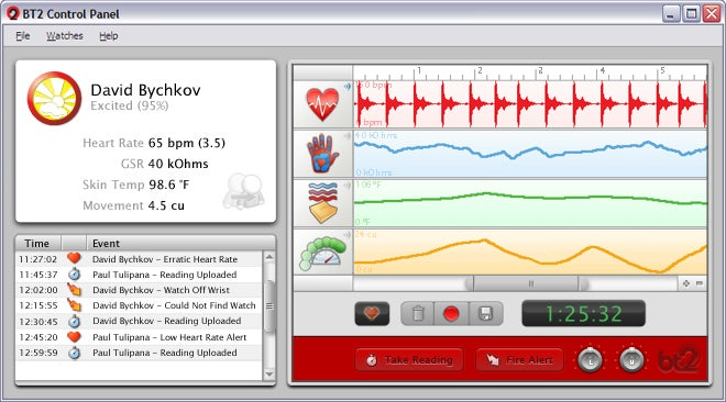 Exmocare BT2 Allows Your Employers To Monitor Your Emotions, Arousal Level