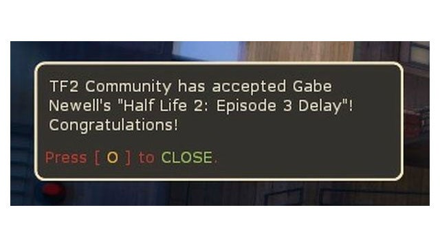 Valve's $100 Joke Ends in Half-Life Delay Gags