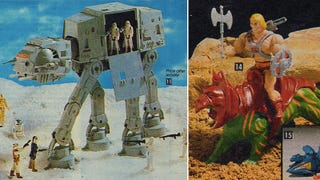 The 1982 Sears Wish Book Featured Some of the Best Toys From the '80s
