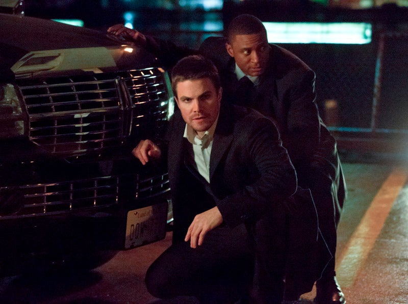 Arrow Episode 1.12 Promo Pictures