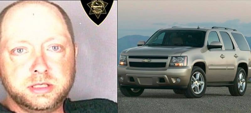 Man Arrested For Test Driving A Tahoe So He Can Pretend To Be A Cop