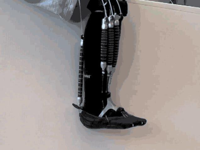 These Robotic Super Socks Will Aid Rehabilitation